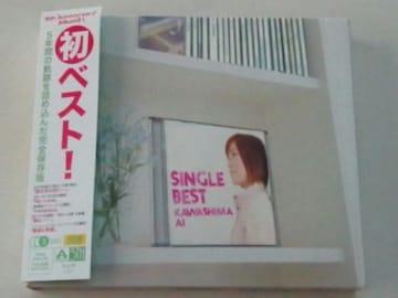 2CD+DVD[送料無料]川嶋あいシングルベストKAWASIMA AI SINGLE Best
