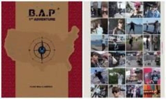 レア【廃盤】B.A.P★1st Adventure10,000Miles【2枚組DVD】ヒムチャン < タレントグッズの