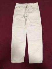 RETRO GIRL ホワイトデニム パンツ