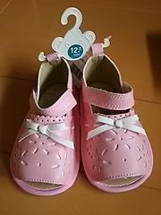 春ベビー靴12.5cm
