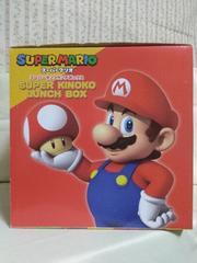 スーパーマリオスーパーキノコランチボックス