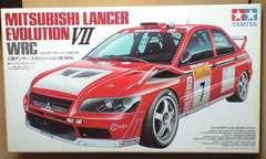 1/24 タミヤ 三菱 ランサー エボリューション�Z WRC 予備デカール付き