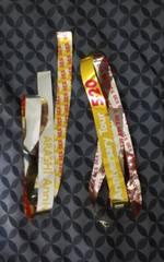 嵐ライブ 5×20 金テープ&銀テープ �E