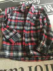140ネルシャツ