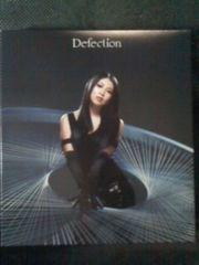 CDマキシ 茅原実里 10th シングル「Defection」