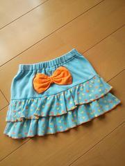 中古DISスカート110水色ベビードールBABYDOLLベビド