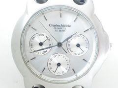 8901/シャルルホーゲル★定価5万円位三つ目デイデイト機能搭載モデルオススメ