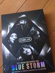 CNBLUE Blue Storm [2DVD+写真集]<初回生産限定盤> DVD