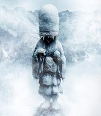 氷河期の僧侶
