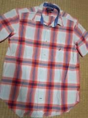 ノーティカ チェックシャツ