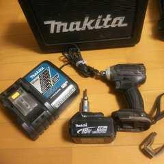 マキタTD147  18V  makita インパクトドライバー