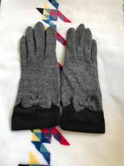 925☆リボン付き手袋