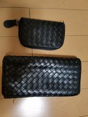ボッテガヴェネタ☆本物☆財布と小銭入れのセット☆