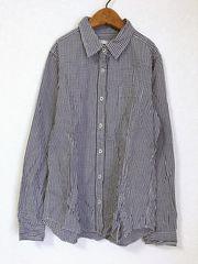 ((( LOWRYS FARM )))ギンガムチェックシャツ