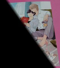 成瀬かの 兄さんの友達 コミコミスタジオ購入特典イラストカード