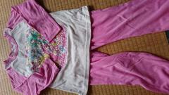 スタイルプリキュア110サイズ長袖パジャマ
