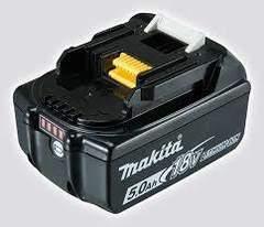 マキタ 新型残量表示付き 18V 5.0Ah  電池 BL1850B