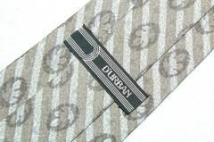 D'URBAN(ダーバン) ネクタイ リーフ柄 710233C137R1