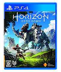 新品/PS4 horizon zero down ホライゾン 通常版 送料込み