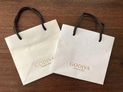 ゴディバ GODIVA 紙袋 2枚セット