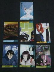 ◆エヴァンゲリオン/カード/7枚