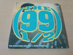 The 99 1/2 CD「MORE THAN 100」土屋公平 P.J●