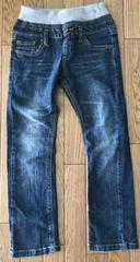 212■美品■MPS デニム ジーンズ 120cm 長ズボン 切手払い可能