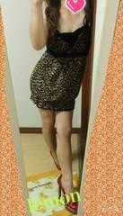 豹柄☆ミニーワンピース