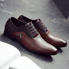 3色 メンズビジネスシューズフォーマル革靴おしゃれ 24~27.5