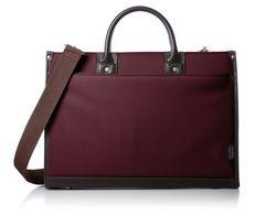 ビジネスバッグ A4サイズ ワイン