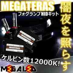 mLED】レクサスLS600hl前期中期/フォグランプHIDキット/HB4/12000K