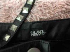 =>>GLAD NEWS☆ショートパンツ