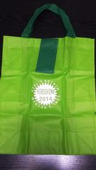 新品 2014HIROSHIMA GIRL'S KEIRIN折りたたみトートバッグ(不織布)