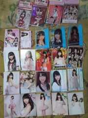 送料込み柏木由紀AKB48公式トレカ&カード24枚