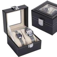 腕時計収納ケースボックス 2本