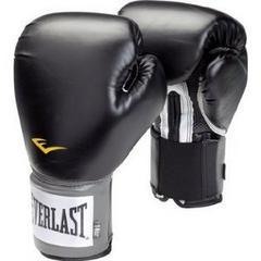 新品 送無 Everlast 練習用ボクシンググローブ12ozブラック