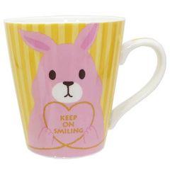 ◆MAGOKORO まごころマグ/ウサギ (贈り物に)