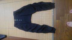 MARIACHE の黒いサルエルパンツ