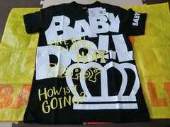 ♪新品BABYDOLLディズ☆ハートペアTシャツSサイズ♪