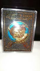 開封(未使用)名探偵コナン 劇場版 紺碧の棺 記念メダル 2007