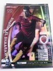 WCCF非売品WSS-EXT[1617ステファンエルシャーラウィ]ASローマ サッカーマガジン