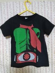 仮面ライダー100�p男の子半袖Tシャツ