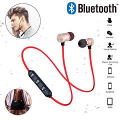 Bluetooth イヤホン ワイヤレス イヤホンマイク 両耳 ゴールド