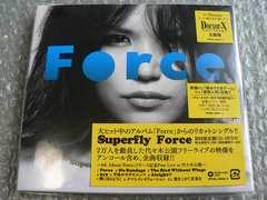 Superfly『Force』初回限定盤【CD+DVD】LIVE映像/新品未開封