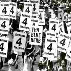 THA BLUE HERB「未来は僕等の手の中」3rdSINGLE ブルーハーブ