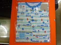 新品未使用 半袖前開きパジャマ  90