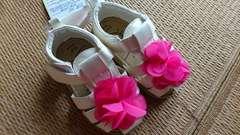 新品・可愛い靴→サイズ→14センチ