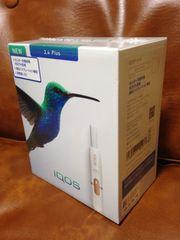 送料500円 ホワイト 新型アイコス2.4プラス 新品本体 iQOS Plus