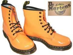 ドクターマーチン新品8ホール ブーツ1460エナメル11821811