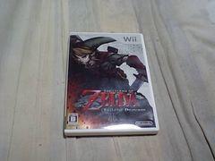【Wii】ゼルダの伝説 トワイライトプリンセス